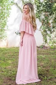 chiffon dress abigail in chiffon bridesmaid dresses revelry