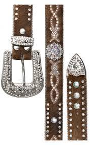 nocona women u0027s rhinestone western belt n3492602 cavender u0027s boot