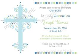 first communion invitation templates eliolera com