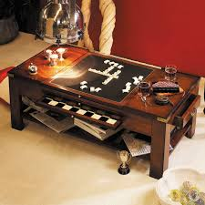 game coffee table ideal coffee table sets for glass coffee tables