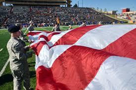 El Paso Texas Flag 58th Sow Puts Kirtland On Display At New Mexico Bowl U003e Kirtland