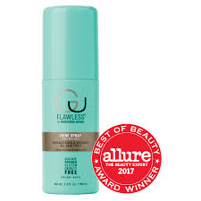 allure best leave in conditioner shine spray for curly hair flawless by gabrielle union