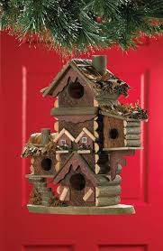 Gingerbread Christmas Decorations Wholesale by Rustic Bird House Wholesale At Koehler Home Decor