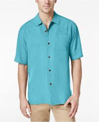 Big And Tall For Mens Clothes Tommy Bahama Big And Tall Men U0027s Rio Fronds Silk Short Sleeve Shirt