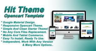opencart hit theme opencart responsive template
