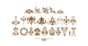 vintage design elements type co