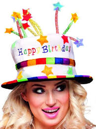 happy birthday hat happy birthday hat hats and fancy dress costumes vegaoo