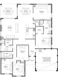 ranch style open floor plans open floor plan ranch homes open floor plan house plans 2