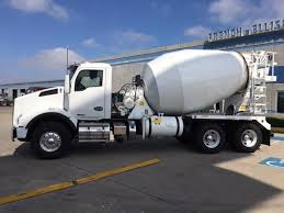 kenworth concrete truck 2018 kenworth t800 jj217678 csm companies inc