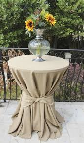 burlap table linens wholesale havana faux burlap table linens from easy care polyester at