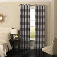Drapes For Living Room Windows Blackout Curtains U0026 Drapes Window Treatments The Home Depot