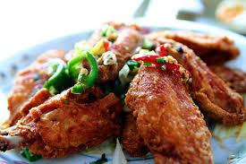 cuisiner des ailes de poulet recette ailes de poulet à la sauce d huître recettes