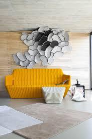 furniture astonishing living room decoration using bright yellow