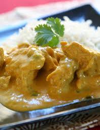 cuisiner sauté de porc recette sauté de porc sauce curry pour 4 personnes grand frais