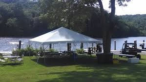 tent table and chair rentals for weddings and events in