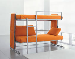 Convertible Futon Bunk Bed - Twin bunk bed with futon convertible