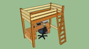 Bunk Bed Ladder Plans 48 Loft Bed Ladder Maxtrix Mid Loft Bed W Angle Ladder On End