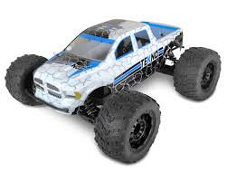 rc monster truck racing mt410 1 10 electric 4x4 pro monster truck kit by tekno rc tkr5603