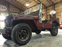ww2 jeep 1942 ford gpw world war ii jeep classic ford other 1942 for sale