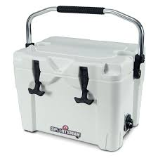 amazon com igloo sportsman cooler white 20 quart sports