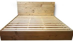 unique style of cal king platform bed u2014 suntzu king bed