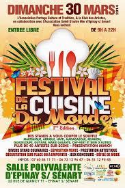 la cuisine du monde pa plis ki ka festival de la cuisine du monde à epinay sous sénart