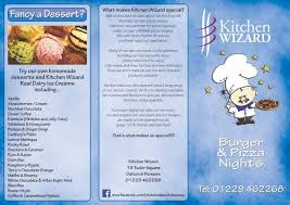kitchen wizard dalton in furness menu prices restaurant