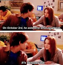 October 3rd Meme - 144 best so fetch images on pinterest film quotes movie quotes