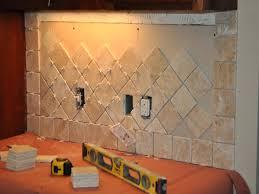 durango tile backsplash ceramic tile kitchen designs home depot