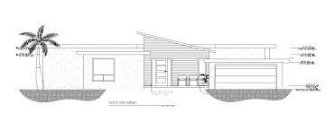 custom florida house plans mid century house mangrove bay design