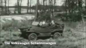 vw schwimmwagen found in forest the volkswagen schwimmwagen original footage 1942 youtube