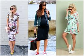 tehotenska moda slušivé těhotenské šaty moda cz
