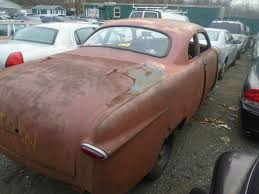 Rat Rods For Sale Cheap 1949 Ford Coupe Old Rod Chopped Rat Rod Project For Sale Ford