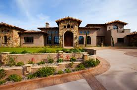 landscaping pictures of front yard tuscan landscaping ideas