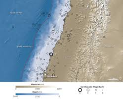 chile earthquake altered earth axis shortened day