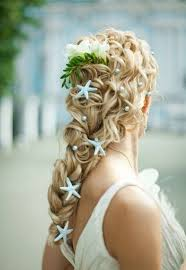 Starfish Decorations 10 Pretty Braided Hairstyles For Wedding Wedding Hair Styles