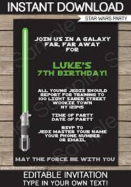 Online Invitations With Rsvp Star Wars Online Invitations Southernsoulblog Com