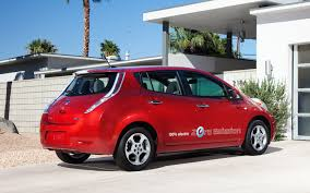 red nissan 2012 less green 2012 nissan leaf evs selling for up to 5000 off