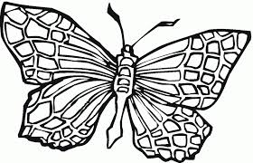 free printable butterfly coloring pages for pertaining to
