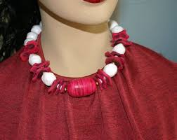 pauline rader necklace vintage and necklaces on