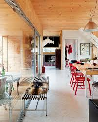 Eclectic Interior Design Stunning Eco Friendly Forest Home With Eclectic Interiors Design