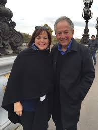 ina garten and jeffrey americans in paris barefoot contessa