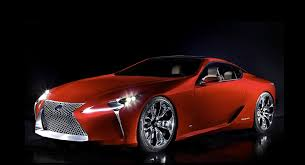 lexus lf lc release another look at the lexus lf lc hybrid sports coupe dj storm u0027s blog