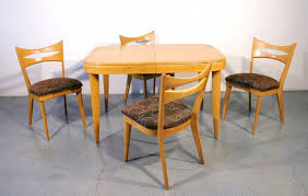 heywood wakefield butterfly dining table furniture heywood wakefield dining table photo heywood wakefield