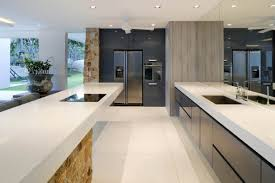 contemporary kitchen remodeling miami with high gloss black