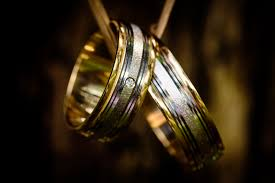 wedding ring photo free images green yellow jewelry wedding ring up