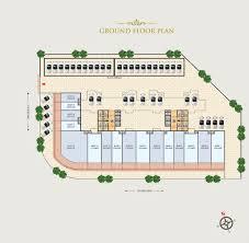 floor plan yushan realty ventures maple ivy at ulwe navi mumbai