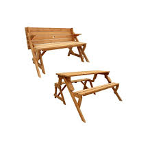 Wood Patio Furniture Home Depot - picnic tables patio tables the home depot