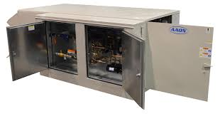 radiant heat water pump aaon heating and cooling products