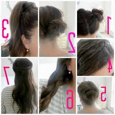 girls hairstyles step by step for hairstyles pinterest